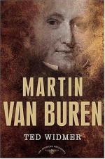 President Martin van Buren by