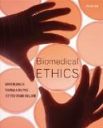 Biomedical Ethics by
