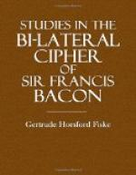"""Of Studies"" by Sir Francis Bacon by"