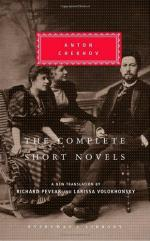 """The Bet"" by Anton Chekhov by"