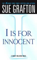 'I' Is for Innocent by Sue Grafton