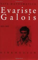 Évariste Galois by
