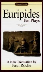 10 Plays by Euripides