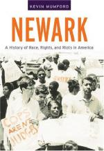 1967 Newark riots by