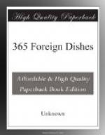 365 Foreign Dishes by