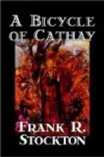 A Bicycle of Cathay by Frank R. Stockton