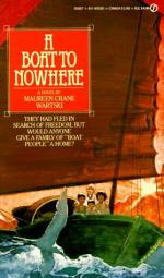 A Boat to Nowhere by Maureen Crane Wartski