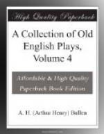A Collection of Old English Plays, Volume 4 by