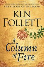 A Column of Fire by Follett, Ken