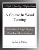 A Course In Wood Turning by