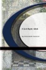 A Dark Night's Work by Elizabeth Gaskell