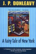A Fairy Tale of New York by J. P. Donleavy