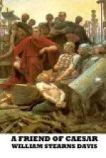 A Friend of Caesar by