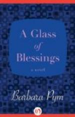 A Glass of Blessings by