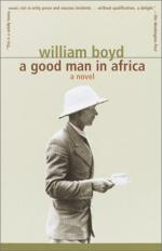 A Good Man in Africa by William Boyd (writer)