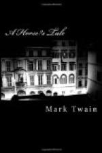 A Horse's Tale by Mark Twain