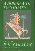 A Horse and Two Goats by R. K. Narayan