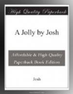 A Jolly by Josh by