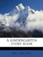 A Kindergarten Story Book by