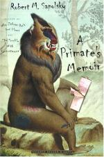 A Primate's Memoir by Robert Sapolsky