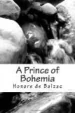 A Prince of Bohemia by Honoré de Balzac