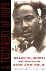 A Testament of Hope: The Essential Writings and Speeches of Martin Luther King, Jr by Martin Luther King, Jr.