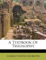 A Textbook of Theosophy by Charles Webster Leadbeater