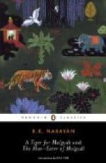 A Tiger for Malgudi by