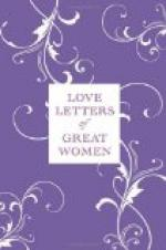 A Woman's Love Letters by