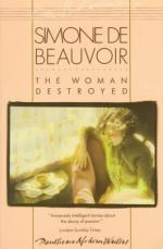 A Woman Destroyed by Simone De Beauvoir