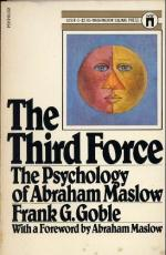 Abraham Maslow by