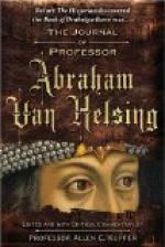 Abraham Van Helsing by