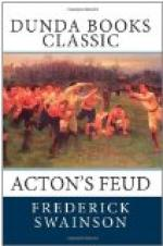 Acton's Feud by