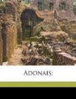 Adonaïs by Percy Bysshe Shelley