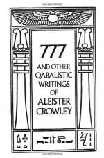 Aleister Crowley by