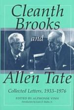 Allen Tate by