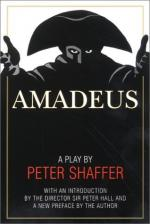 Amadeus by Peter Shaffer