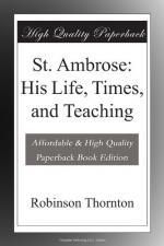 Ambrose by