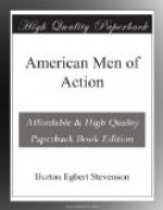 American Men of Action by