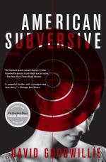 American Subversive by David Goodwillie (author)