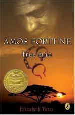 Amos Fortune: Free Man by Elizabeth Yates