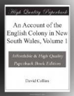 An Account of the English Colony in New South Wales, Volume 1 by