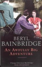 An Awfully Big Adventure by Beryl Bainbridge