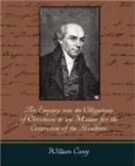 An Enquiry into the Obligations of Christians to Use Means for the Conversion of the Heathens by William Carey