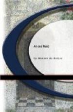 An Old Maid by Honoré de Balzac