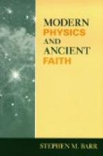 Ancient and Modern Physics by