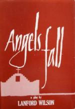 Angels Fall by Lanford Wilson