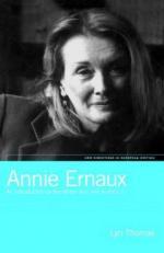 Annie Ernaux by
