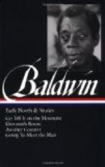 Another Country (novel) by James Baldwin