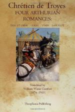 Arthurian Romances by Chrétien de Troyes